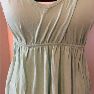 Juicy Couture Tops - ⚡️4 for $15 Juicy Couture green tank tunic⚡️